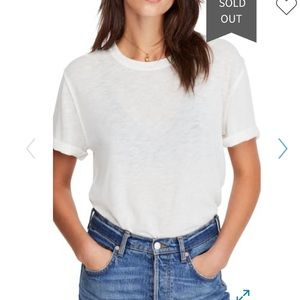 Free People  Cassidy T-Shirt size M
